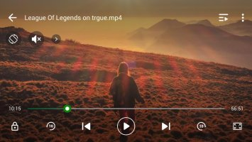 Video Player All Format - HD Video Player, XPlayer Screen