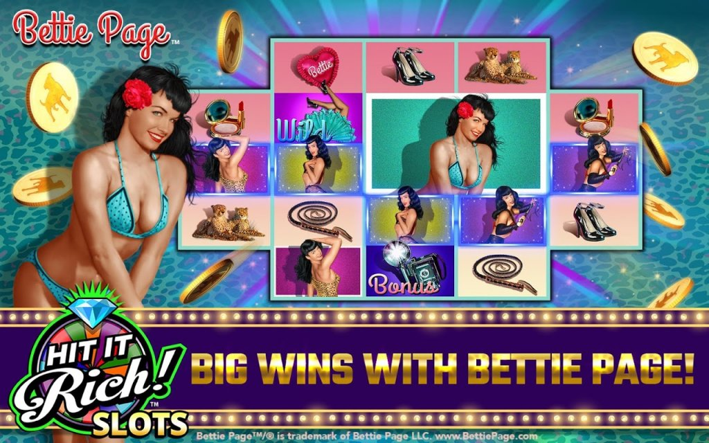 hit it rich slots free
