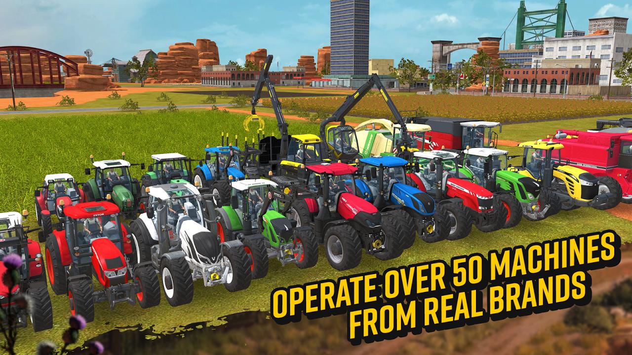 Farming Simulator 18 screenshot 2