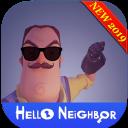House  neighbor Alpha series Walktrough