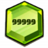Gems cheat calc clash of clans Icon