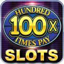 Slot Machine : One Hundred Times Pay Free Slots