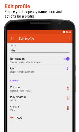 aProfiles - Auto tasks, schedule profiles 2 60 Download APK for