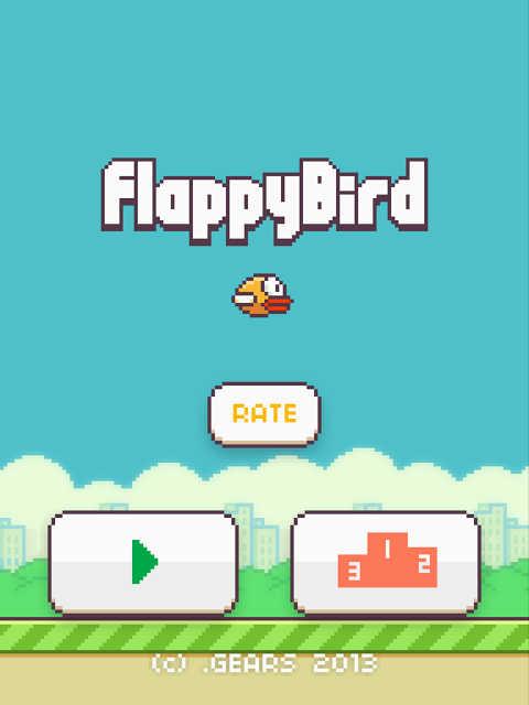 Flappy Bird screenshot 2