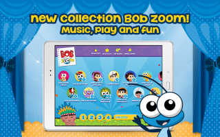 Bob Zoom : videos for kids Screen
