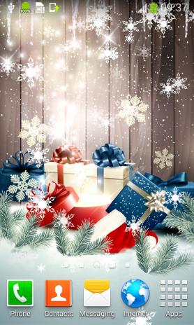 Live Wallpaper Weihnachten.Weihnachten Live Wallpaper 1 5 Laden Sie Apk Fur Android