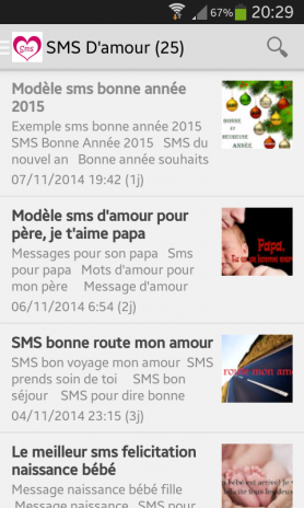 Sms Damour 10 Download Apk For Android Aptoide