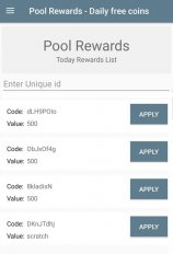 pool rewards daily free coins screenshot 3