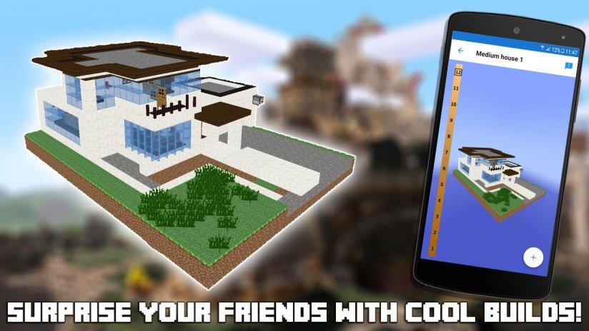 3d blueprints for minecraft 20 download apk for android aptoide 3d blueprints for minecraft screenshot 4 malvernweather Images