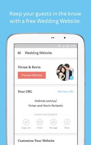 Wedding Planner Checklist Budget Countdown Screenshot 16
