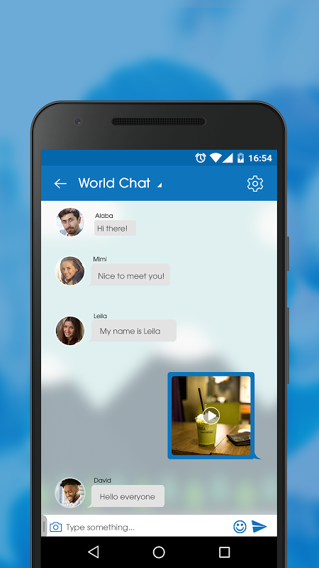 Dating chat android