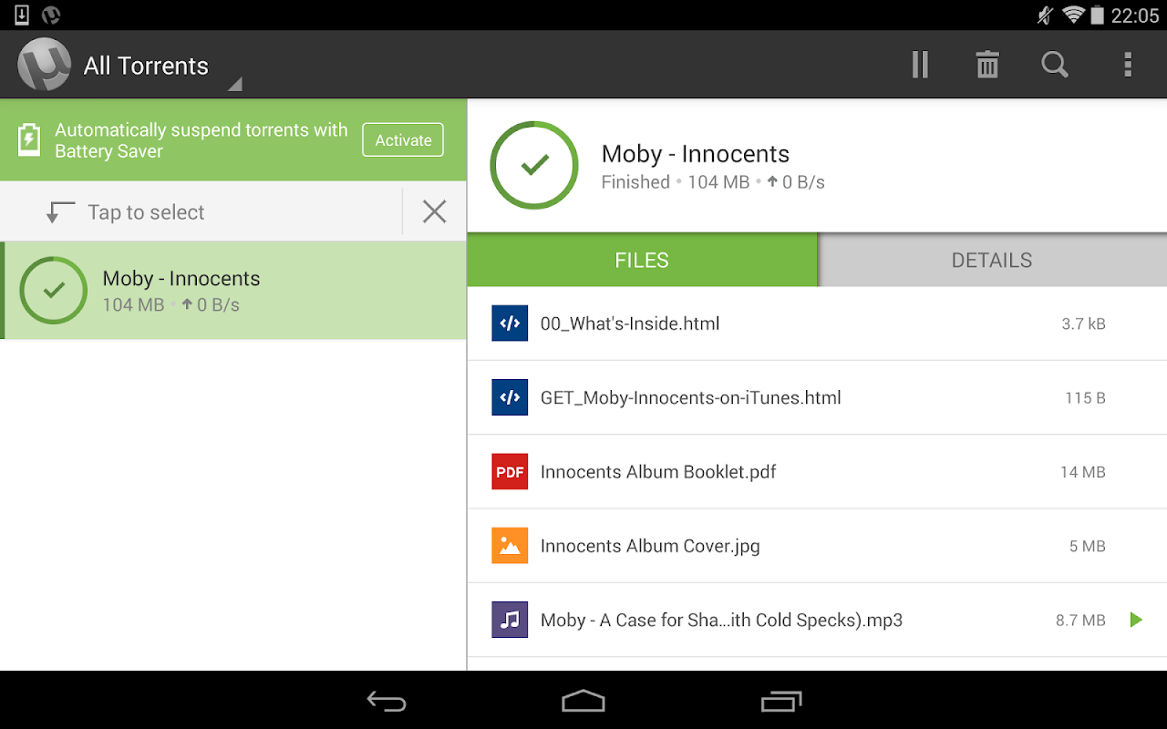 torrent pro apk free download for android