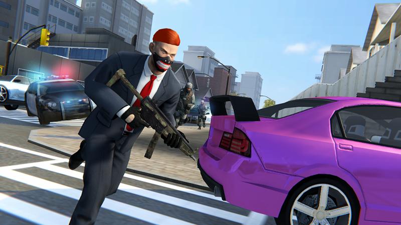 Grand Crime Gangster screenshot 2