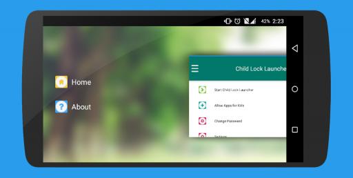 Child Lock Launcher screenshot 8
