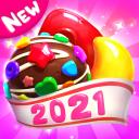 Crazy Candy Bomb - Free Match 3