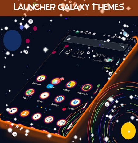 Launcher Galaxy Themes 1 264 1 7 Download APK for Android
