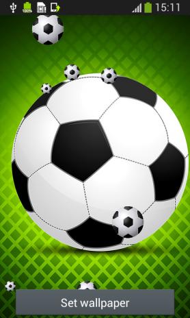 تحميل Apk لأندرويد آبتويد كرة القدم خلفيات حية17