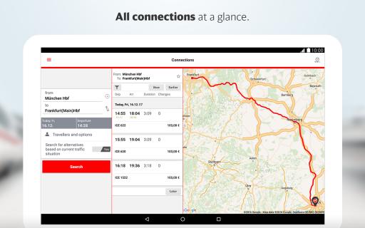 DB Navigator screenshot 18