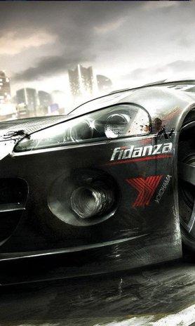 Racing Cars Live Wallpaper Screenshot 1 2