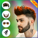 Hairstyle for Men with beard and Haircut style