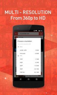 Youtube Video Downloader - SnapTube Pro screenshot 4