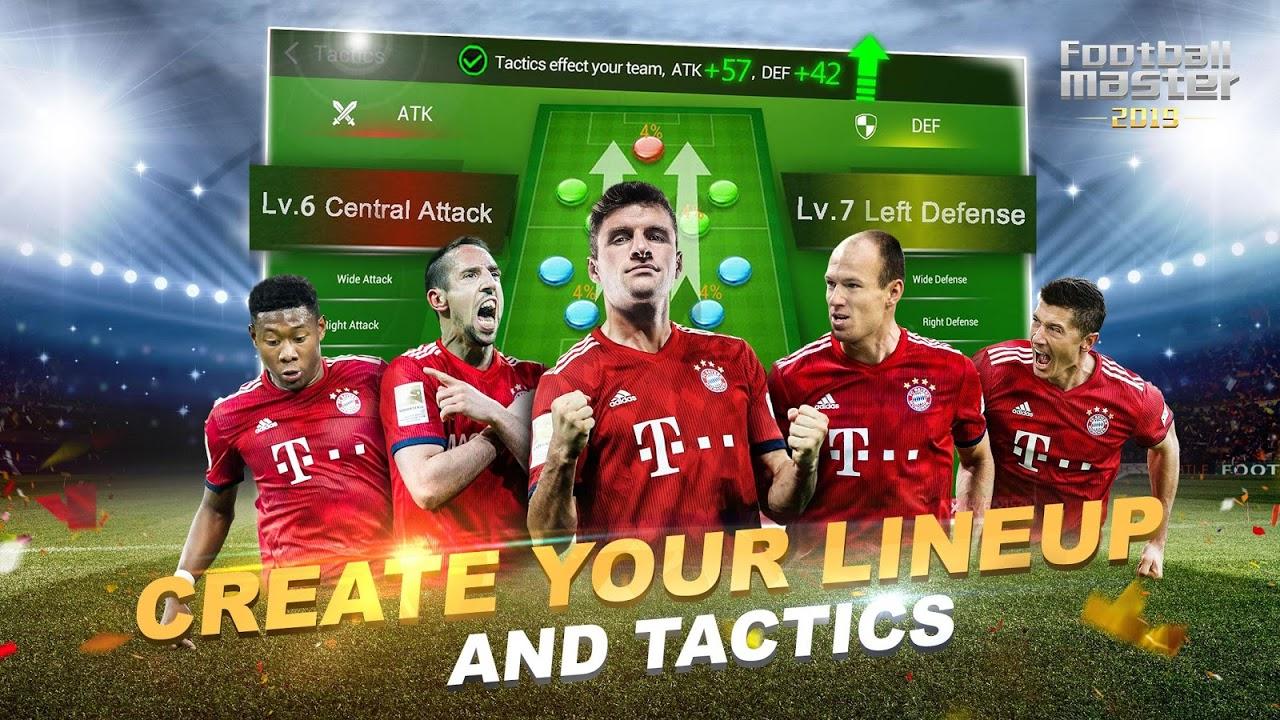 Football Master 2019 screenshot 2
