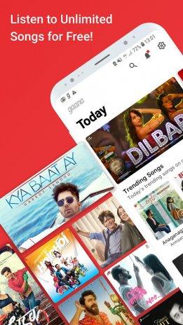 Gaana Music Hindi English Telugu Mp3 Songs Online 8 0 7 Download