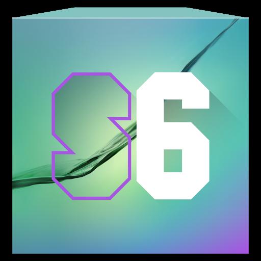 S6 Launcher Theme