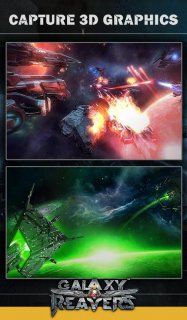 Galaxy Reavers - Space RTS screenshot 12