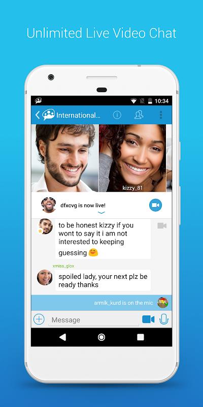 Video-Chat-Räume für Erwachsene