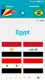 Flags and Capitals of the World Quiz screenshot 6