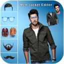 Men Jacket Photo Suit Editor 2019