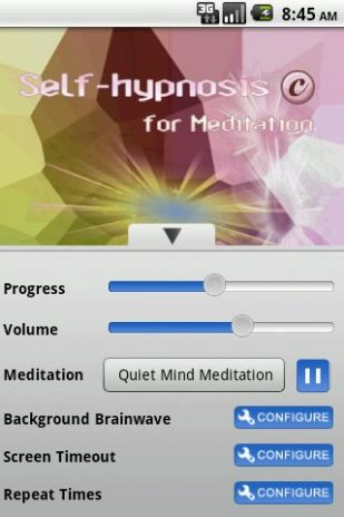 Self-Hypnosis for Meditation 1 5 Download APK for Android - Aptoide