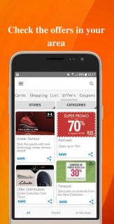 VirtualCards-Loyalty Cards & Coupons Wallet screenshot 2