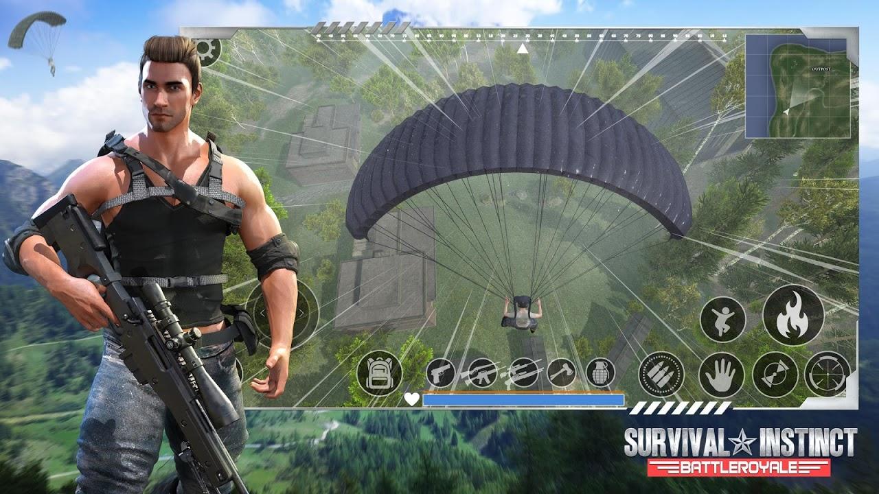Survival Instinct: Battle Royale screenshot 2