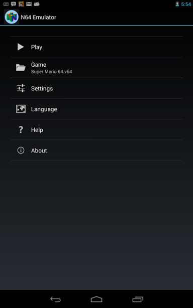 n64 emulator apk for android aptoide