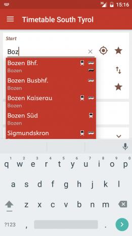 Südtirol Fahrplan 43 Laden Sie Apk Für Android Herunter