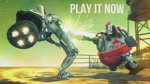 Clash Of Robots screenshot 8