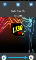 Rádio Tupã AM Screenshot
