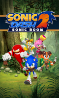Sonic Dash 2: Sonic Boom Screen