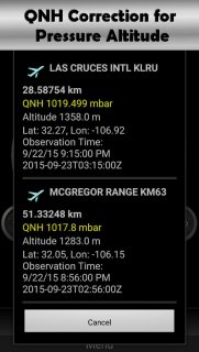 Altimeter screenshot 7