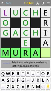 Crosswords - Spanish version (Crucigramas) screenshot 3