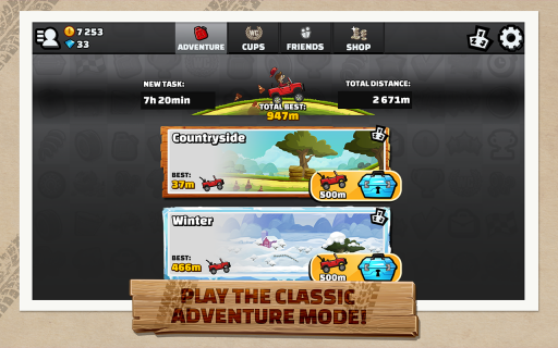 Hill Climb Racing 2 screenshot 10