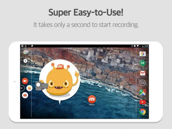 Mobizen Screen Recorder - Record, Capture, Edit screenshot 3