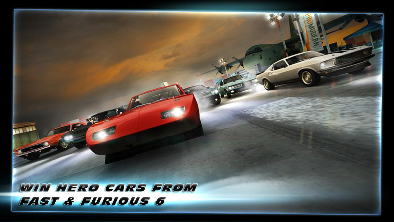 Fast & Furious 6: The Game screenshot 2
