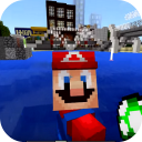 Addon Super Mario Craft for MCPE