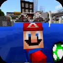 Addon Super Mario Craft for MCPE