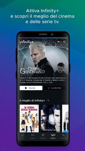 Mediaset Infinity TV screenshot 3