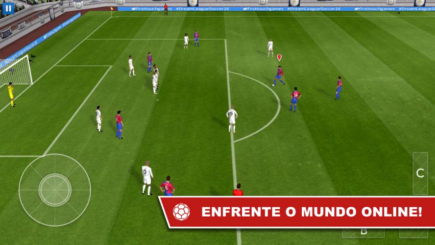 Dream League Soccer 2016 screenshot 12