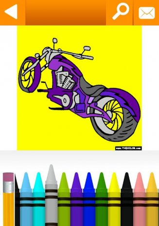 Vehicles, Cars, Trucks Coloring by TheColor.com 1.3 Download APK for ...